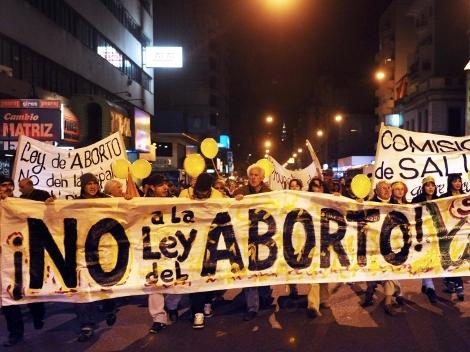 aborto uruguay
