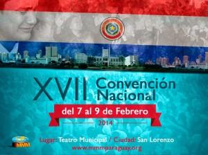 convencion paraguay 2013