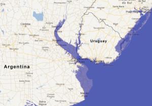 Futuro Nivel del Mar en la Cuenca del Plata
