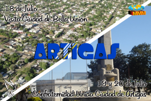 Artigas en Julio